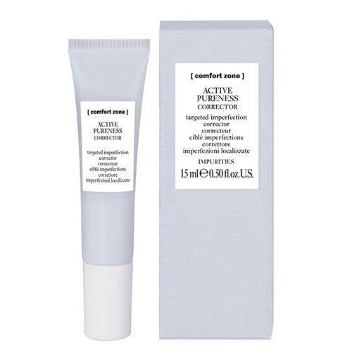 Skin care active pureness corrector for Active skin salon
