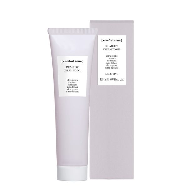 Comfort Zone Remedy Cream to Oil Cleanser