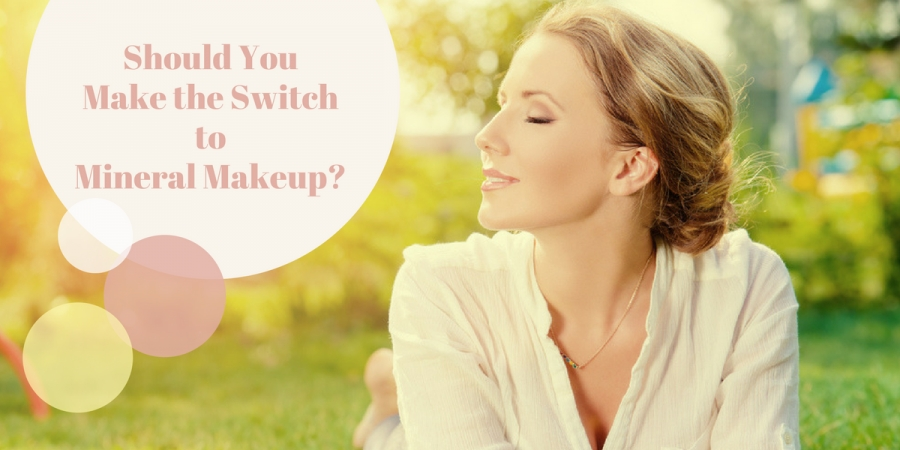 Should You Make the Switch to Mineral Makeup?