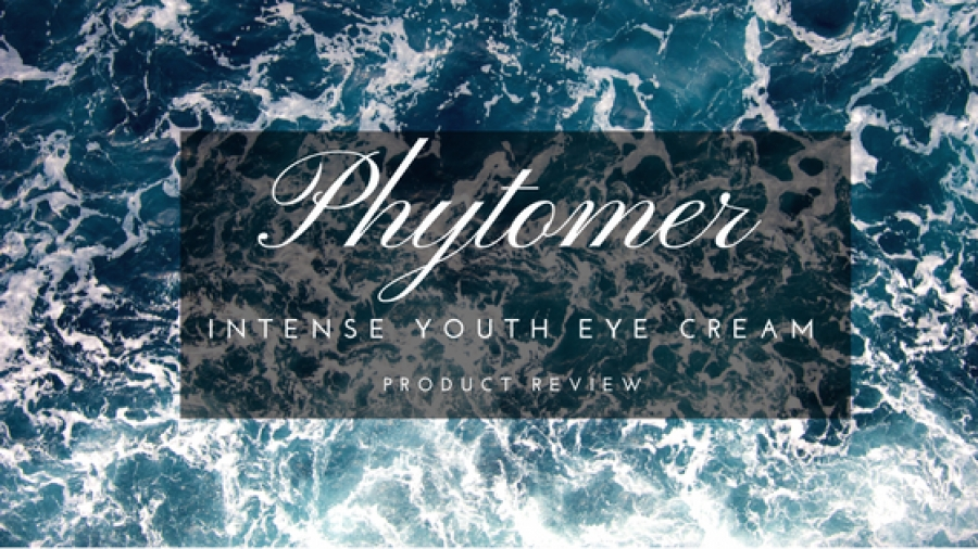 Product Review: Phytomer Intense Youth Eye Cream