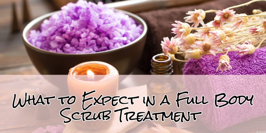 What to Expect in a Full Body Scrub Treatment