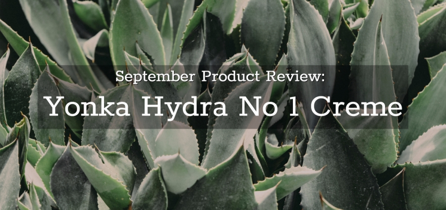 September Product Review : Yonka Hydra No 1 Creme